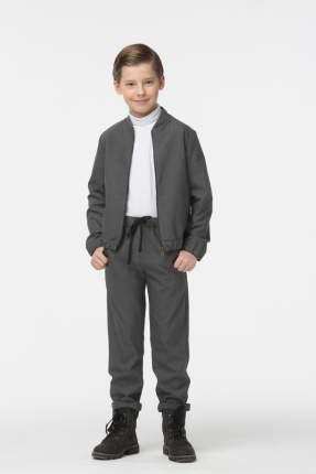 Пиджак для мальчиков SMENA серый 16с87 р.146/72