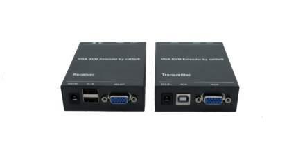 Удлинитель Vconn VGA-USB 200 м