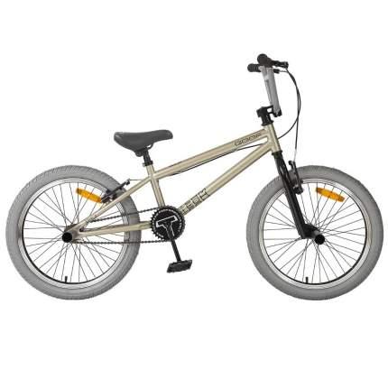"""Велосипед Tech Team BMX Goof 20 2020 18.7"""" темно-песочный"""