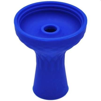 Чашка DJ силикон Фанел внешняя синяя