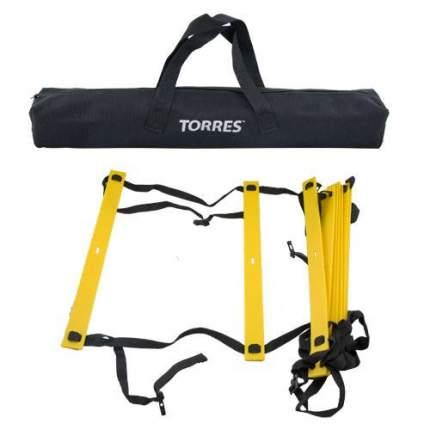 Лестница тренировочная Torres TR1018, -, желтый