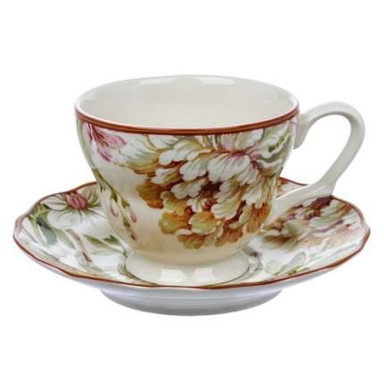 Чашка с блюдцем Utana Inc Пенелопа 200 мл