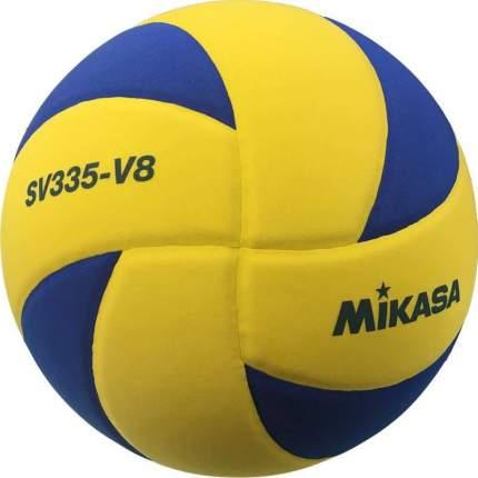 Волейбольный мяч Mikasa SV335-V8 №5 yellow/blue