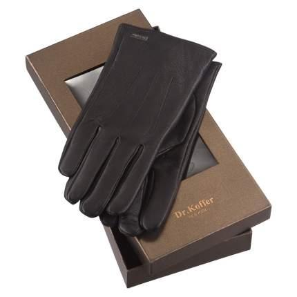 Перчатки мужские Dr.Koffer H760108-40-04 черные 8