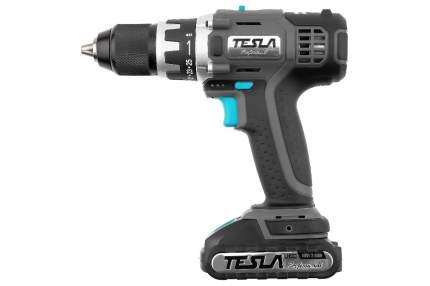Дрель аккумуляторная TESLA TCD182DC