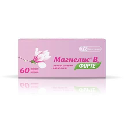 Магнелис В6 форте таблетки 60 шт.