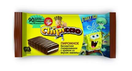 Пирожное Chipicao крем ваниль 12 шт по 64 г