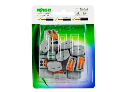 Клеммная шина WAGO 222-412