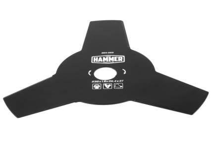 Нож для триммера HAMMER 223-023