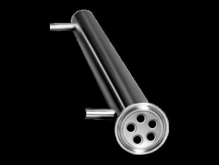 "Холодильник трубчатый (длина 45 см) 5 трубок, DN 1,5"""
