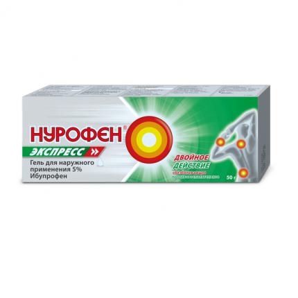 Нурофен гель 5 % 50 г