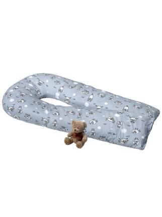 Подушка для беременных Amarobaby Exclusive Soft Collection U-образная 101 Барашек 340х35