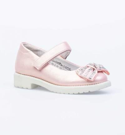 Туфли для девочек Котофей, цв. розовый, р-р 29