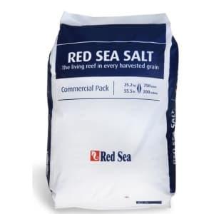 Морская соль Red Sea Red Sea Salt 25 кг на 750л