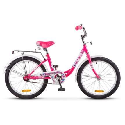 """Велосипед Stels Pilot 200 Lady Z010 2020 10"""" розовый"""
