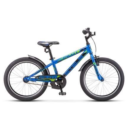 "Велосипед Stels Pilot 200 Gent Z010 2020 11"" синий"
