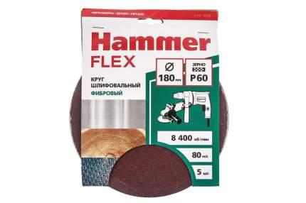Круг фибровый HAMMER 243-020