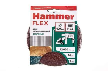 Круг фибровый HAMMER 243-007