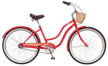 Женский велосипед Schwinn Scarlet (2020) размер колеса 26 Красный