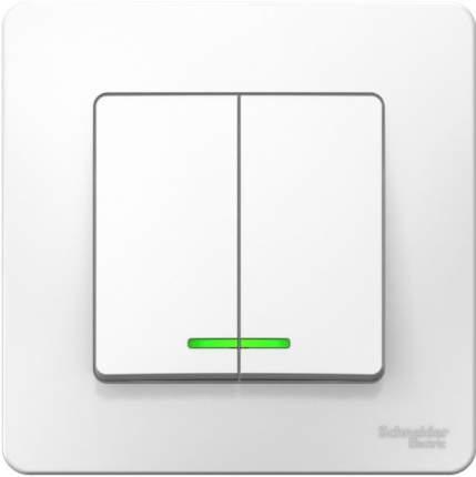 Выключатель SCHNEIDER ELECTRIC BLNVS010511 Blanca