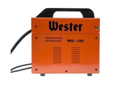 Сварочный полуавтомат WESTER MIG-100