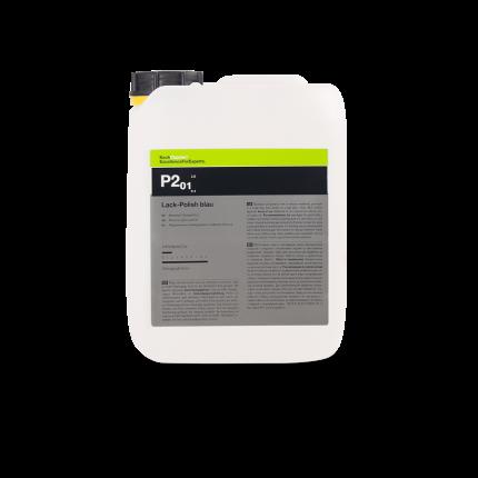 Восковая политура LACK-POLISH BLAU P2.01 (5 л)