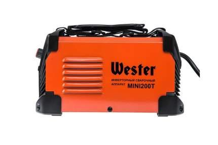 Сварочный аппарат WESTER MINI 200Т