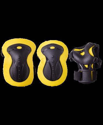 Комплект защиты Ridex Envy, желтый, S/M