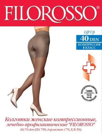 Колготки лечебно-профилактические FilorossoLIFT UP 40 den 1 класс черный р.3