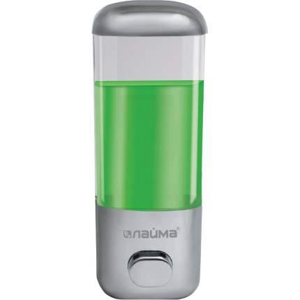 Диспенсер для жидкого мыла лайма, 0,5 л, хром