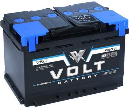 Аккумулятор автомобильный VOLT STANDARD 6СТ-77.0 VS7701