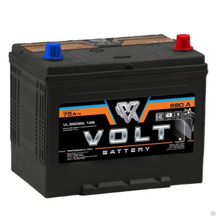 Аккумулятор автомобильный VOLT PROFESSIONAL 85D26L VL85D26L