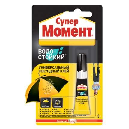 Клей HENKEL Супер МОМЕНТ Водостойкий 1765969