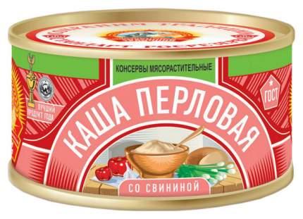 Каша перловая КТК гост со свининой 325 г