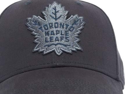 Бейсболка Atributika&Club NHL Toronto Maple Leafs синяя