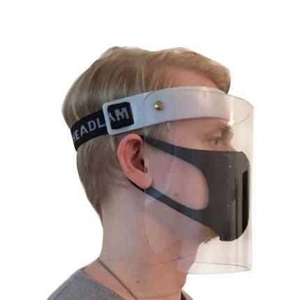 Защитный щиток для лица TrendVision VIZOR MX-1 подъемный