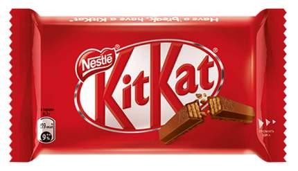 Шоколад молочный Kit Kat с хрустящей вафлей 41.5 г