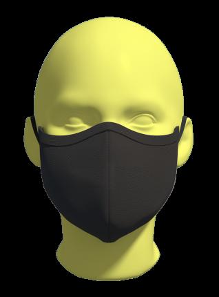 Многоразовая защитная маска Библиотека ароматов DN100006 черная S