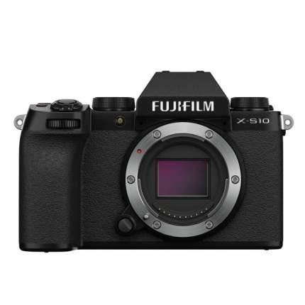 Фотоаппарат системный Fujifilm X-S10 Body Black