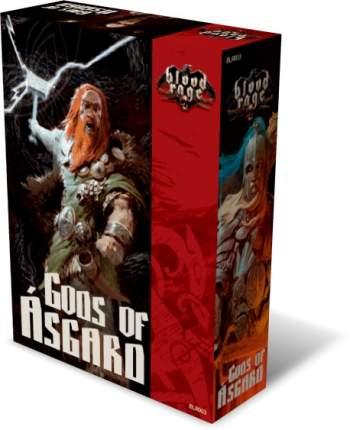 Настольная игра Crowd Games Кровь и ярость Боги Асгарда