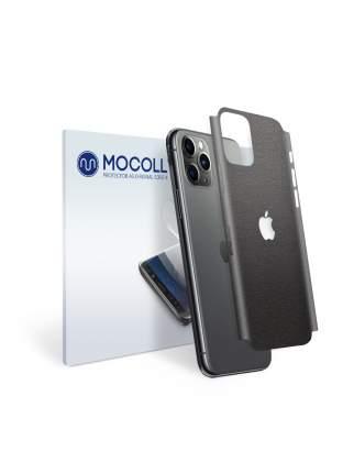 Пленка защитная MOCOLL для задней панели Apple iPhone 11 Pro Металлик Черный