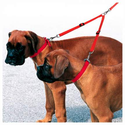 Поводок Ферпласт TWIN для 2-х собак 75330999