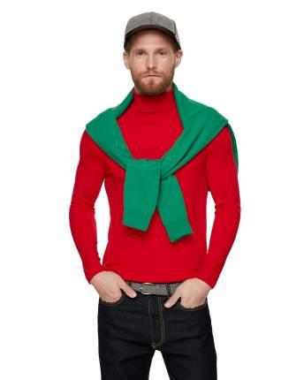 Водолазка мужская United Colors of Benetton 10VRU2360 красная L