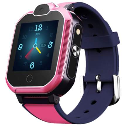 Смарт-часы Smart Baby Watch Tiroki Q900 4G Pink