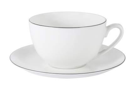 Чашка с блюдцем Арктика 250 мл Anna Lafarg 58214