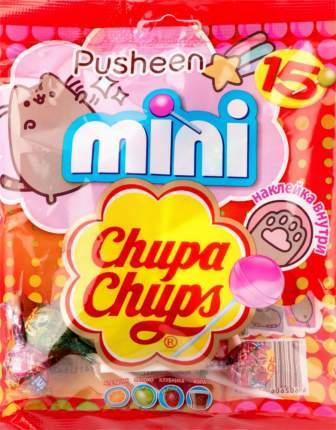 Карамель Chupa Chups мини ассорти 6 г 15 штук