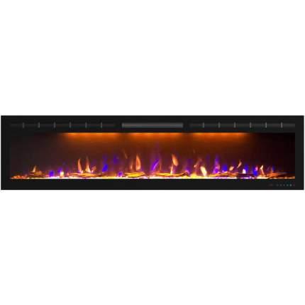Электрокамин Royal Flame Crystal 72 RF, черный
