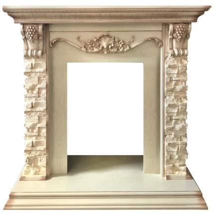 Классический портал для камина Royal Flame Adriana сланец бежевый под классический очаг