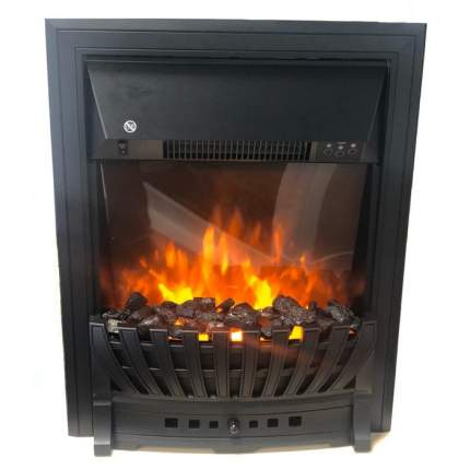Электрокамин Royal Flame Aspen Black, черный