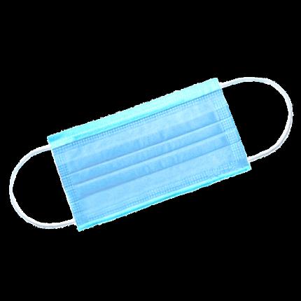 Маска медицинская 3-х слойная 1-Touch 50 шт.